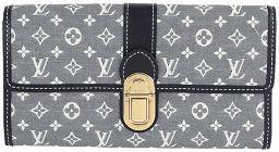 LOUIS VUITTON【ルイ・ヴィトン】 M63007 8011 モノグラムイディール 長財布(小銭入れあり)