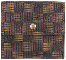 LOUIS VUITTON【ルイ・ヴィトン】 N61654 7981 三つ折り財布(小銭入れあり)