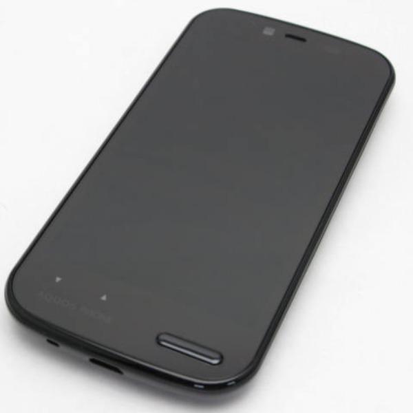 AQUOS PHONE ss 205SH SoftBank [ブラック]