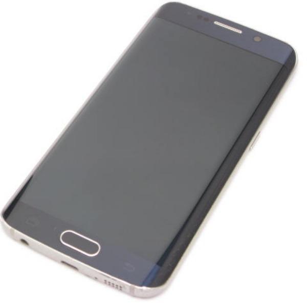 Galaxy S6 edge 32GB SoftBank [ブラックサファイア]