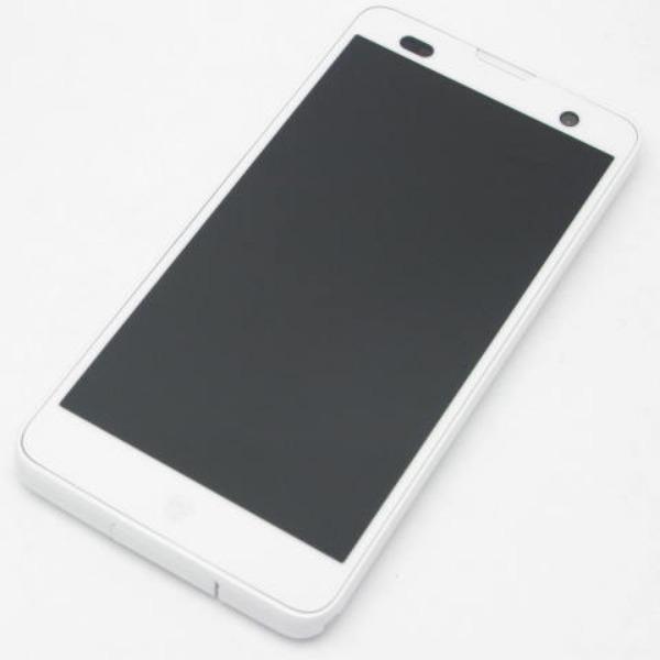 Disney Mobile on docomo F-07E [Pure White]