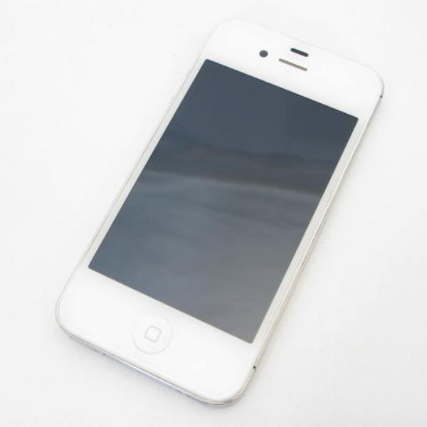 iPhone 4S 16GB SoftBank [ホワイト]
