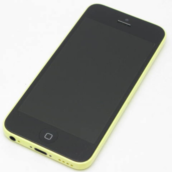 iPhone 5c 32GB SoftBank [イエロー]