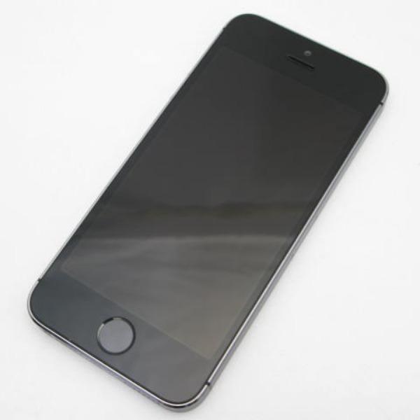 iPhone 5s 64GB SoftBank [スペースグレイ]