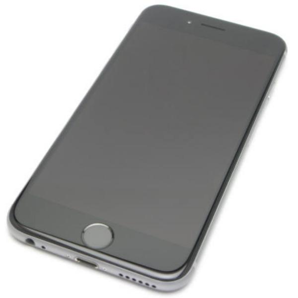 iPhone 6 16GB au [スペースグレイ]