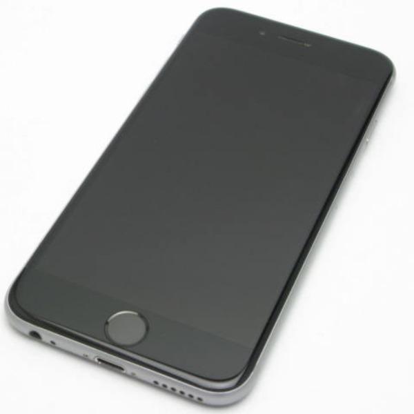 iPhone 6s 16GB docomo [スペースグレイ]