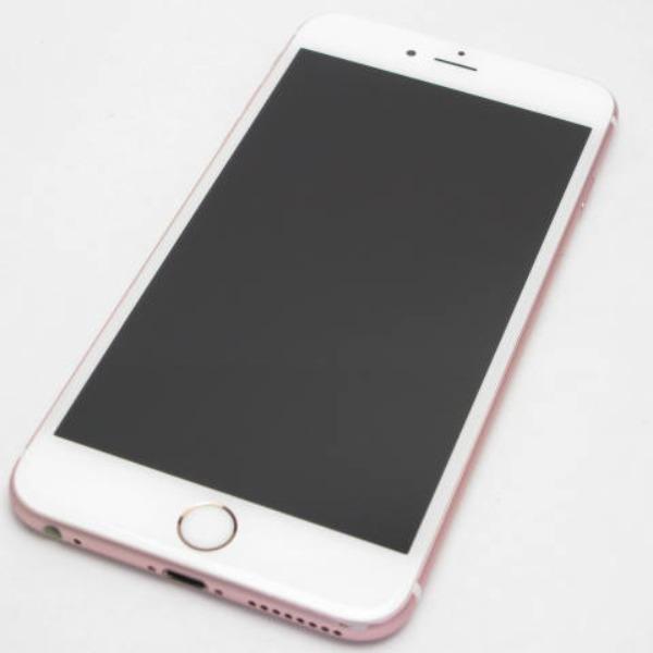 iPhone 6s Plus 64GB au [ローズゴールド]