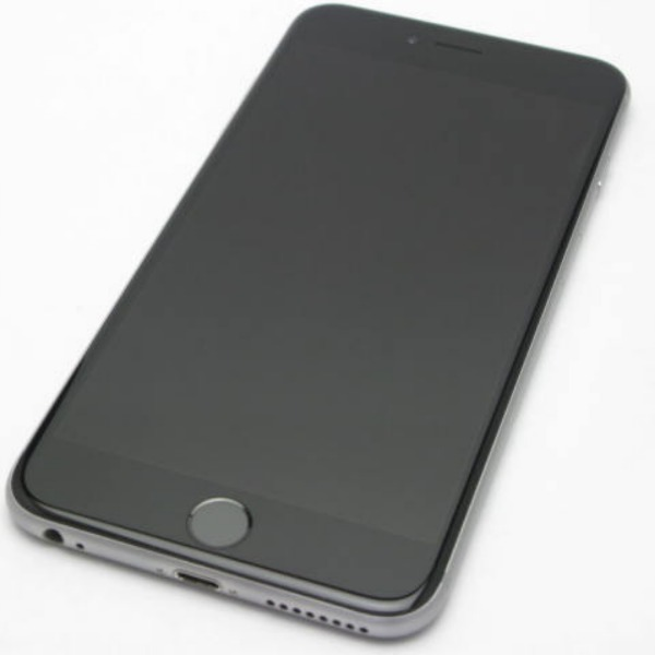 iPhone 6s Plus 64GB docomo [スペースグレイ]