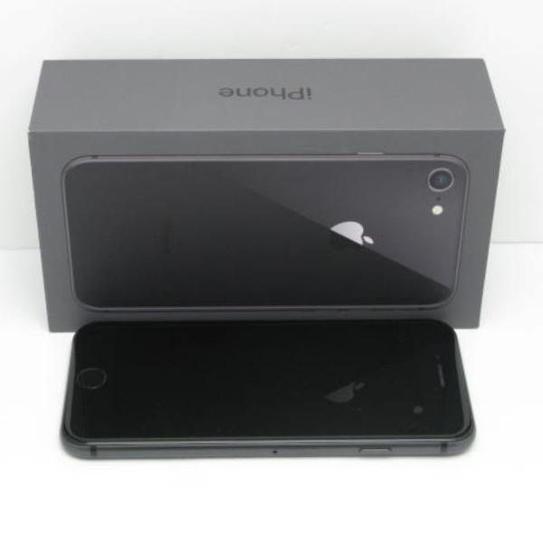 iPhone 8 256GB SoftBank [スペースグレイ]