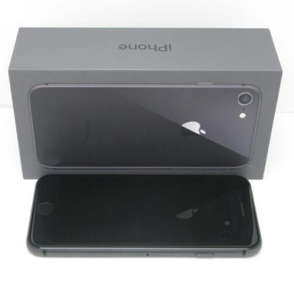 iPhone 8 64GB docomo [スペースグレイ]