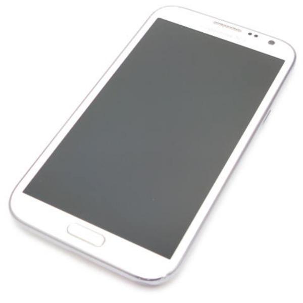 GALAXY Note II SC-02E docomo [Marble White]