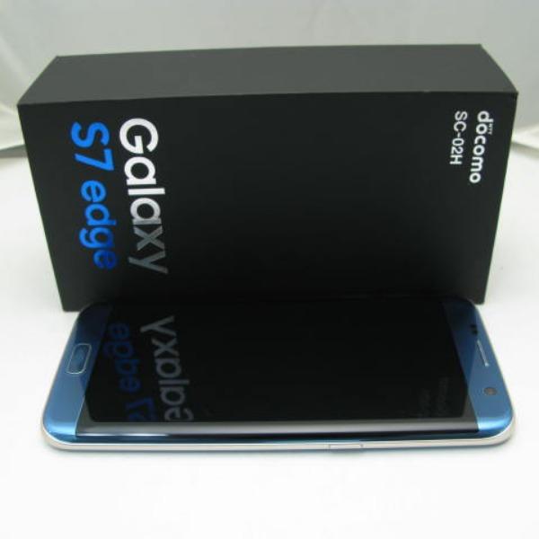 Galaxy S7 edge SC-02H docomo [Blue Coral]