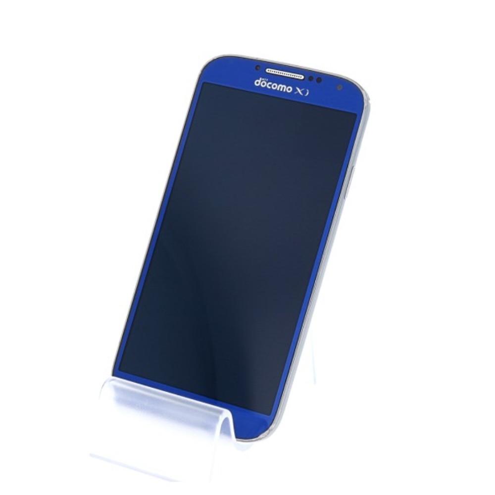 GALAXY S4 SC-04E docomo [Blue Arctic]