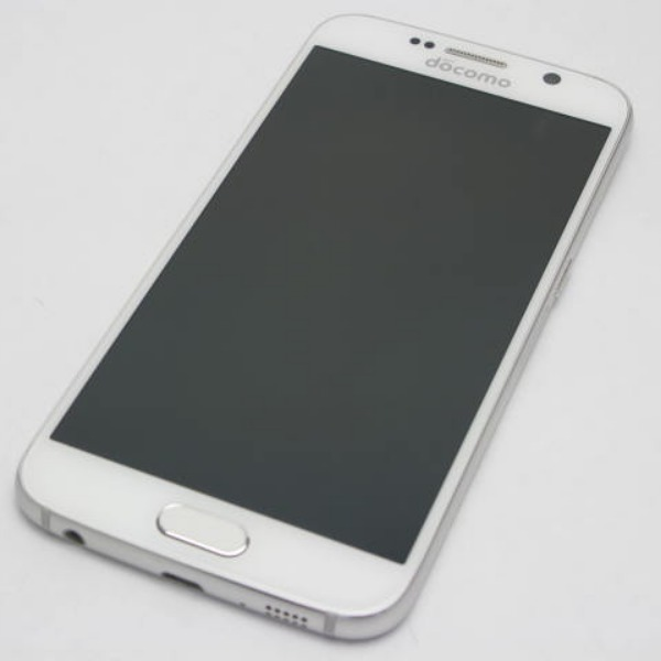 Galaxy S6 SC-05G docomo [White Pearl]