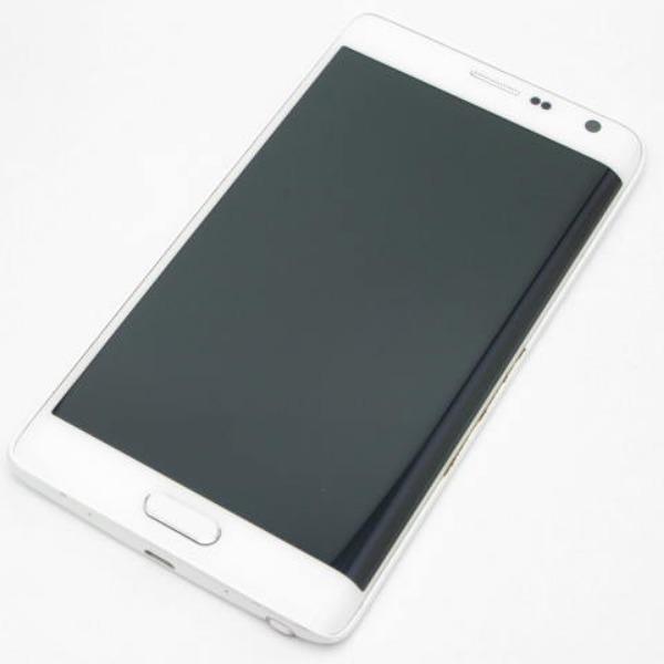 GALAXY Note Edge SCL24 au [フロストホワイト]