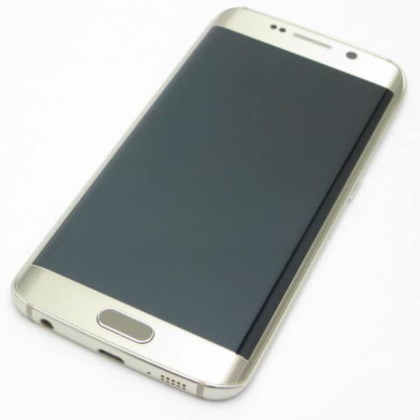 Galaxy S6 edge SCV31 32GB au [ゴールド プラチナ]