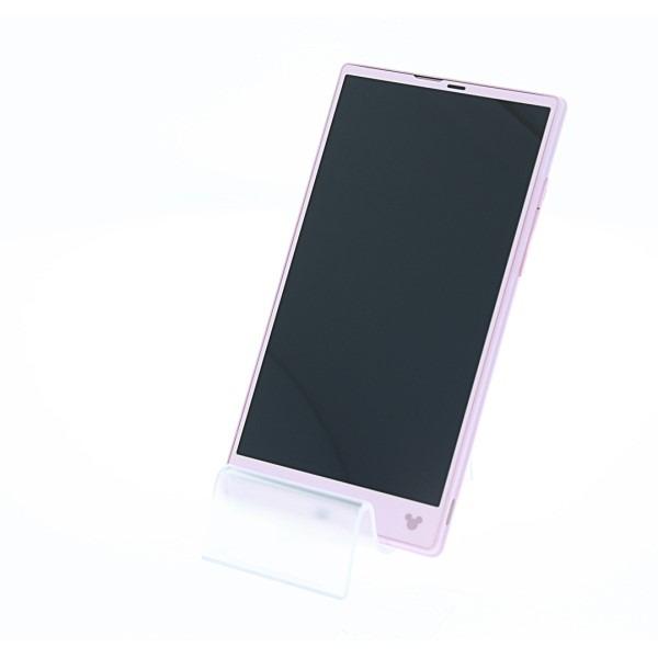Disney Mobile on docomo SH-02G [Light Pink]