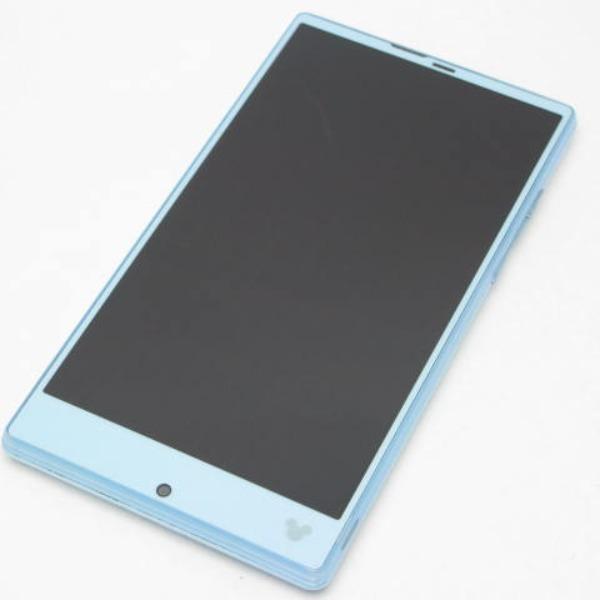 Disney Mobile on docomo SH-02G [Ice Blue]