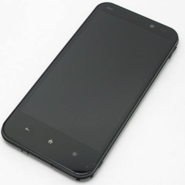 AQUOS PHONE SERIE SHL22 au [ブラック]