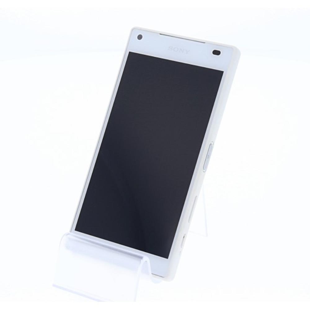 Xperia Z5 Compact SO-02H docomo [White]