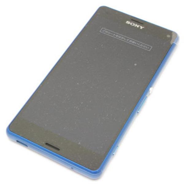 Xperia A4 SO-04G docomo [Blue]