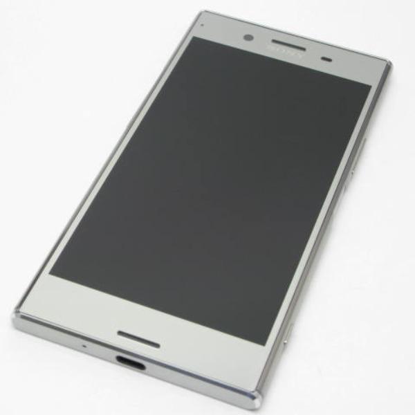 Xperia XZ Premium SO-04J docomo [Luminous Chrome]