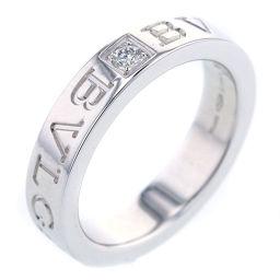 BVLGARI【ブルガリ】 リング・指輪 K18ホワイトゴールド/ダイヤモンド レディース