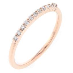 【】 リング・指輪 K10ピンクゴールド/ダイヤモンド レディース
