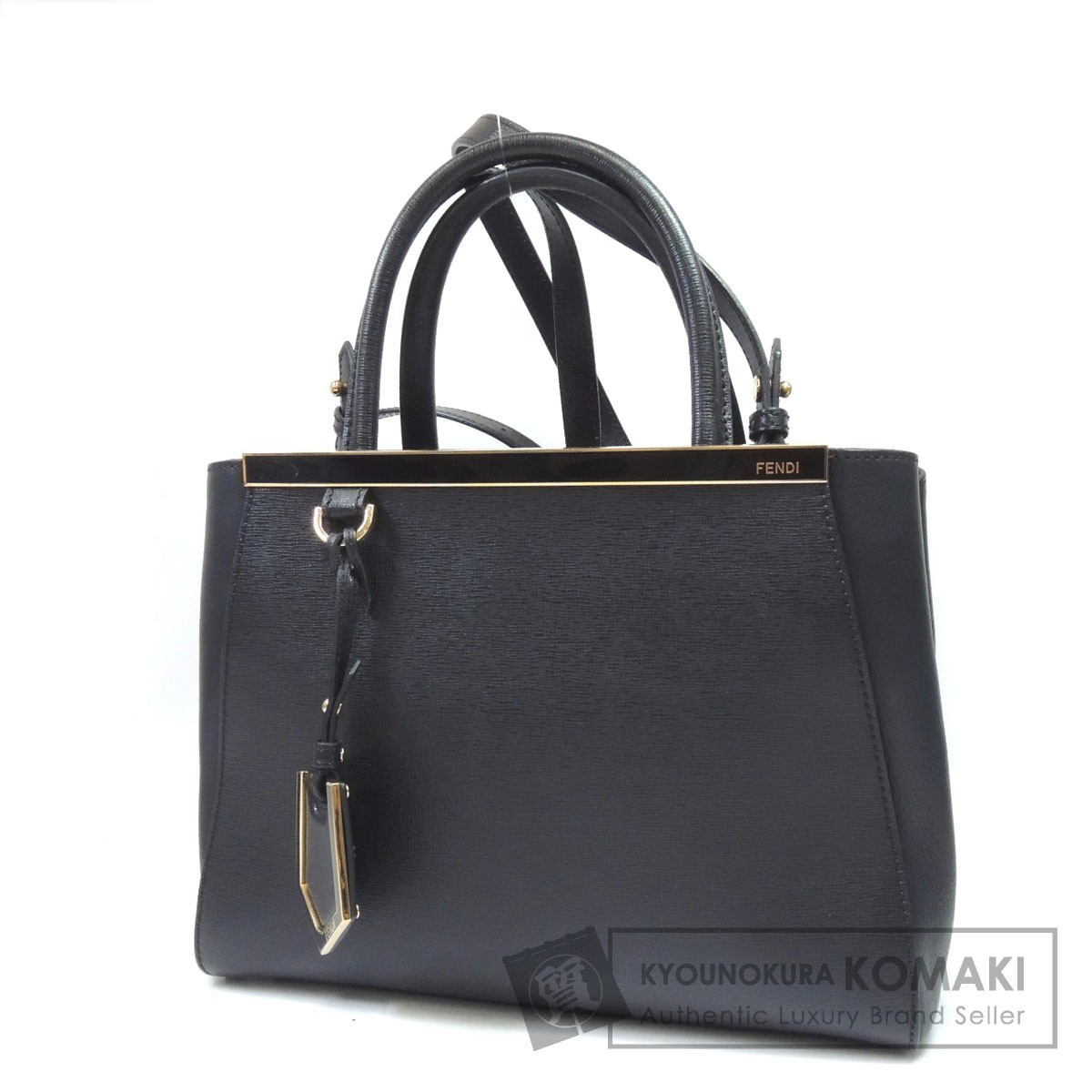 ... FENDI Fendi 8 BH 253 D 7 E TO JOUR 2 WAY Shoulder Bag Leather Ladies ... ca3cf7078e