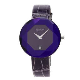 CENTURY【センチュリー】 832.6.H.65D.12.CVK 腕時計 ステンレススチール/革/革 メンズ