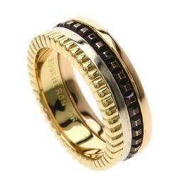 Boucheron【ブシュロン】 リング・指輪 K18イエローゴールド/K18PGxK18WG レディース