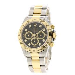 ROLEX【ロレックス】 16523G 腕時計 ステンレススチール/SSxK18YGK18YG メンズ