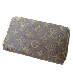 LOUIS VUITTON【ルイ・ヴィトン】 M40499 二つ折り財布(小銭入れあり) モノグラムキャンバス ユニセックス