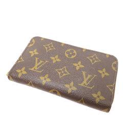 LOUIS VUITTON【ルイ・ヴィトン】 M40499 長財布(小銭入れあり) モノグラムキャンバス レディース