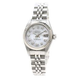 ROLEX【ロレックス】 79174NG 腕時計 ステンレススチール/SS/SSK18WG レディース