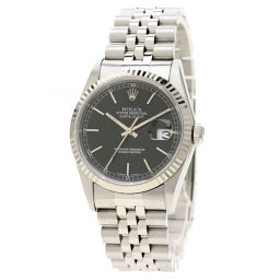 ROLEX【ロレックス】 16234 7725 腕時計 ステンレススチール/SS/SSK18WG メンズ