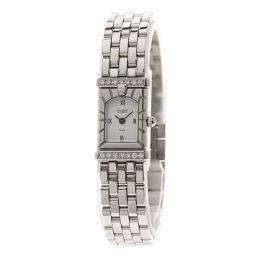 Van Cleef & Arpels【ヴァンクリーフ&アーペル】 腕時計 ステンレススチール/SS/SS レディース