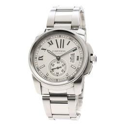 CARTIER【カルティエ】 W7100015 9454 腕時計 ステンレススチール/SS/SS メンズ