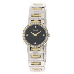 PIAGET【ピアジェ】 80564K81 腕時計 K18ホワイトゴールド/K18WGxK18YGダイヤモンド レディース