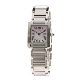 CARTIER【カルティエ】 WG51208Q3 腕時計 ステンレススチール/SS/SS レディース
