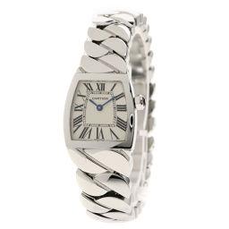 CARTIER【カルティエ】 W660012I 腕時計 ステンレススチール/SS/SS レディース