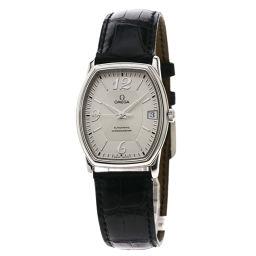 OMEGA【オメガ】 腕時計 ステンレススチール/革/革 メンズ