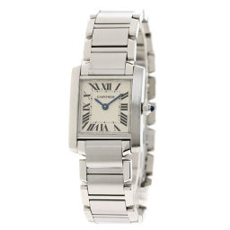 CARTIER【カルティエ】 2384 腕時計 ステンレススチール/SS/SS レディース