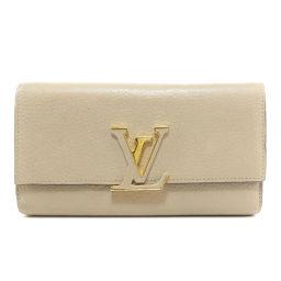 LOUIS VUITTON【ルイ・ヴィトン】 M61249 長財布(小銭入れあり) トリヨン レディース