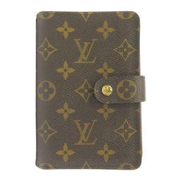 LOUIS VUITTON【ルイ・ヴィトン】 M61207 二つ折り財布(小銭入れあり) モノグラムキャンバス レディース