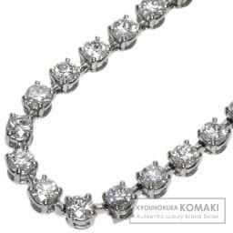 SELECT JEWELRY【セレクトジュエリー】 ダイヤモンド ネックレス プラチナPT850 レディース