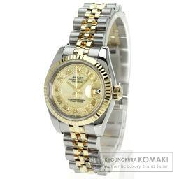 ROLEX【ロレックス】 腕時計 K18イエローゴールド/SS/SS レディース