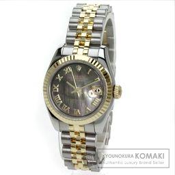 ROLEX【ロレックス】 デイトジャスト 腕時計 K18イエローゴールド/SS/SS レディース