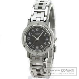 HERMES【エルメス】 クリッパー 腕時計 SS レディース