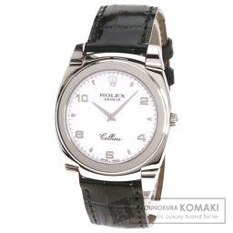 ROLEX【ロレックス】 1253027 チェリーニ 腕時計 /クロコダイル/クロコダイル メンズ